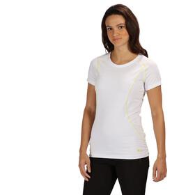 Regatta Virda III SS T-Shirt Damen white